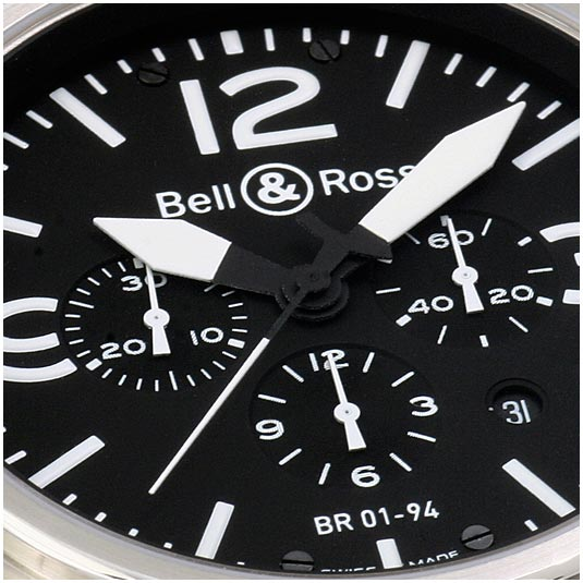 montre Bell & Ross Instrument BR 01