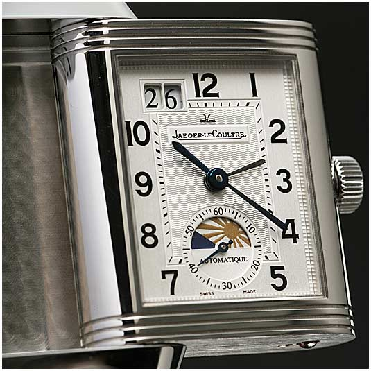 Jaeger-LeCoultre reverso watch